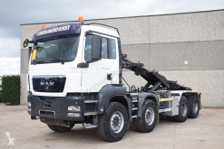 Camion MAN TGS 41.480 porte containers occasion