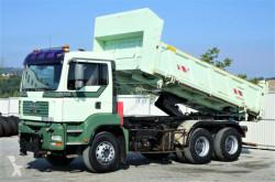 MAN tipper truck TGA 33.350 Dreiseitenkipper 5,10m *6x4* !!