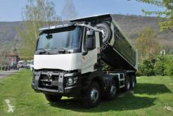 Camion benne Renault C430 8x4 / EuroMix MTP Mulden Kipper
