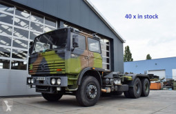 Camion Renault G290 6×4 Large stock 40x polybenne occasion