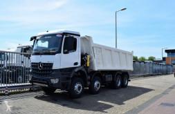 Mercedes tipper truck 4140 K Arocs Meiller 20 cbm
