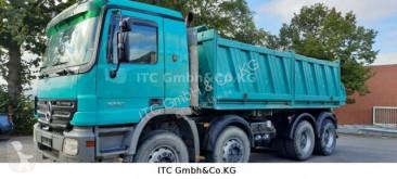 Camión volquete MAN 3236 3241K 8x4 MeillerKipper Klima Blatt/Blatt