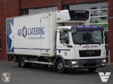 MAN TGL 12.220 truck used mono temperature refrigerated