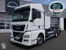 Camion châssis occasion MAN TGX 26.460 6X2-4 LL Radst. 4,5m, NLA gelenkt