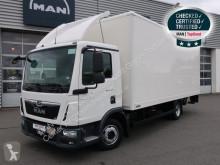 Camion fourgon MAN TGL 8.180 4X2 BL E6 Koffer Klima 2 x AHK