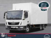 Camião MAN TGL 8.190 4X2 BL Koffer 6m, LaneGuard, Klima furgão usado