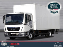 Camion MAN TGL 8.190 4X2 BL Koffer, Ladebordwand, Klima fourgon occasion
