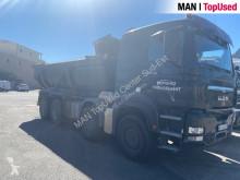 Camión MAN TGS 35.480 8X4 BL volquete usado