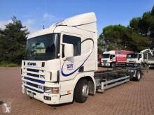 Камион Scania P 94P310 шаси втора употреба