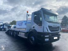 Camion Iveco Stralis AD320S36Y/PS transport utilaje second-hand