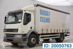 Camión lonas deslizantes (PLFD) usado DAF LF55