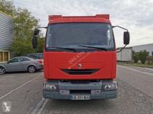 Vrachtwagen Renault Midlum 180 DCI tweedehands bakwagen drankenvervoer