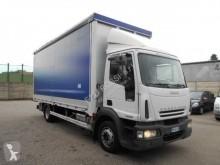 Камион шпригли и брезент втора употреба Iveco Eurocargo 100 E 18