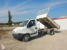 Utilitaire benne Iveco Daily 35C12