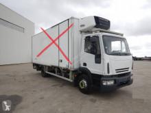 Camión Iveco Eurocargo 140 E 18 frigorífico usado