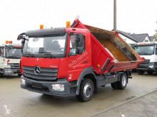 Camion benă trilaterala Mercedes Atego MB Atego 1527 K 4x2 2-Achs Kipper Meiller