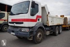 Camion benne TP Renault Kerax 420.26