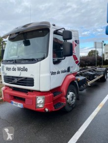 Volvo FL 240 truck used chassis