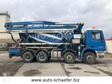Camión bomba de hormigón Mercedes 3235/8x4/ PUTZMEISTER PUMI 24 m.