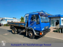 Camion MAN LE 8.220 L2000 Kipper Meiller Dreiseitenkipper benă trilaterala second-hand