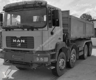 MAN F2000 truck used concrete mixer