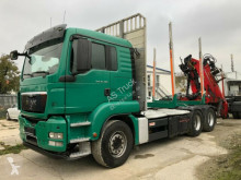 Camion grumier MAN TGS 26.480 6x4 Kran Epsilon Schaltung Retarder