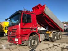 Mercedes three-way side tipper truck 2646 6x4 Retarder Motor General Überholt