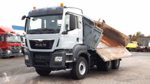 MAN three-way side tipper truck TGS TG-S 6x4 BB 3-Achs Kipper Schalter,Bordmatik