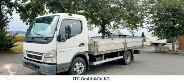 Camion Mitsubishi Canter 6-15 6,5To. 150PS AHK SV plateau ridelles occasion