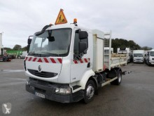 Camion benne TP Renault Midlum 190 DXI