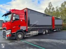 Renault tautliner truck Gamme T 480