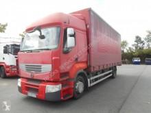 Renault Premium 460 DXI truck used tautliner
