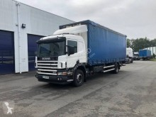 Scania P 94P260 truck used tautliner