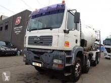 Camion béton MAN TGA 35.410