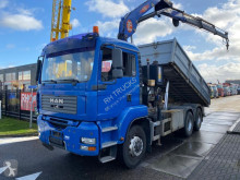 MAN TGA 26.350 truck used tipper