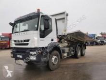 Kamión korba dvojstranne sklápateľná korba Iveco Trakker 360