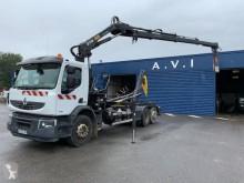 Camion polybenne Renault Premium Lander 430.26