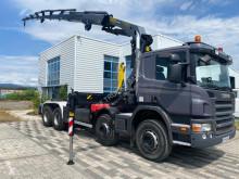 Camión Gancho portacontenedor Scania P 360