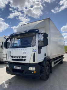 Camion Iveco Eurocargo 180E25 fourgon occasion