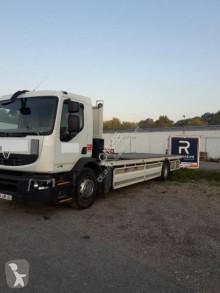 Camión caja abierta transporta gas Renault Premium 270.19 DXI