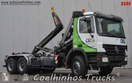 Lastbil containertransport Mercedes Actros 3341