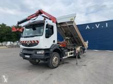 Kamion dvojitá korba Renault Kerax 380.19