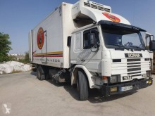 Scania 113 360 truck used refrigerated
