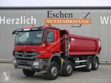 Camion benă Mercedes 4144 AK 8x8 MP3 Carnehl Muldenkipper, EUR5
