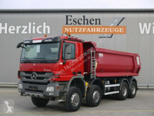 Camion multibenne Mercedes 4144 AK 8x8 MP3 Carnehl Muldenkipper