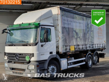 Camion rideaux coulissants (plsc) Mercedes Actros 2532 L