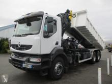 Renault hook arm system truck Kerax 430dxi
