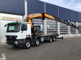 Mercedes flatbed truck Actros 4146