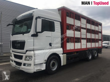 Грузовик коневоз MAN TGX 26.480 6X2-2 BL CARROSSERIE GUITTON