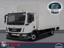 Camião MAN TGL 8.190 4X2 BL Koffer LBW 1.000 kg AHK Klima Tem furgão usado